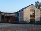 Photo of a two storey residence in Balgriffin Co Dublin, built by Atfar Construction